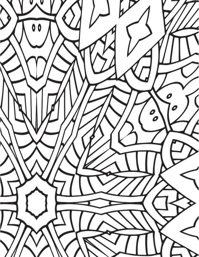 B&W Pattern